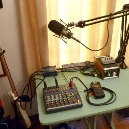 """THIS IS NOT A TEST Podcast - New """"Studio"""""""
