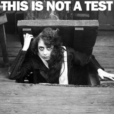 THIS IS NOT A TEST Podcast - I Got No Friends 'Cause They Read the Papers