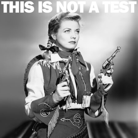 THIS IS NOT A TEST Podcast - Happiness is a warm gun