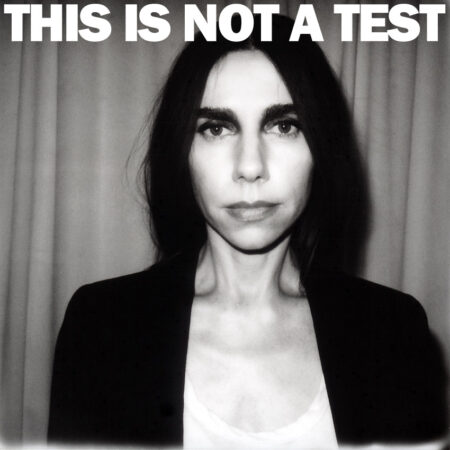 THIS IS NOT A TEST Podcast - A hot night with PJ Harvey
