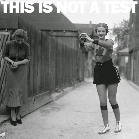 THIS IS NOT A TEST Podcast - You can make a statement, but keep it brief