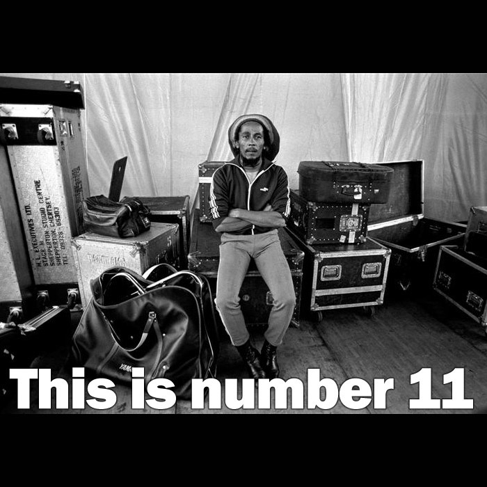 THIS IS NOT A TEST Podcast - Marley Natural: Commodify my soul Jah Jah
