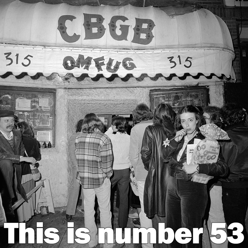 THIS IS NOT A TEST Podcast - CBGB: They paved paradise and pulled up a taco truck